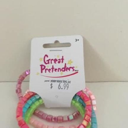 Great Pretenders Bracelets