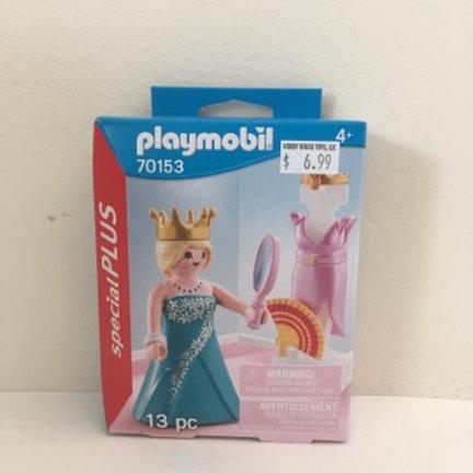Playmobil Queen Scene