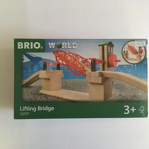 Brio World Lifting Bridge - #33757