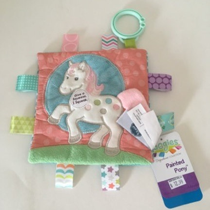 Mary Meyer Painted Pony Crinkle