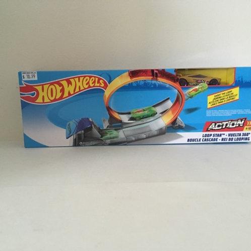 Hot Wheels Loop Star Set