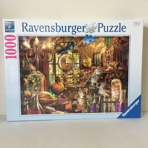 Ravensburger Merlin's Laboratory Puzzle