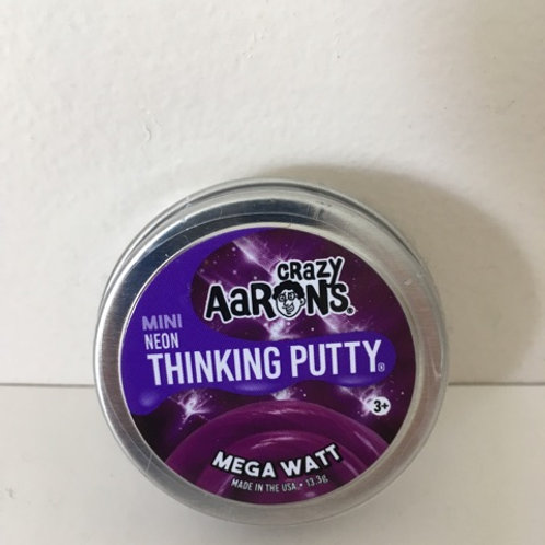 Crazy Aaron's Mega Watt Thinking Putty