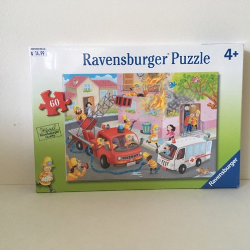 Ravensburger Firefighter Rescue Puzzle