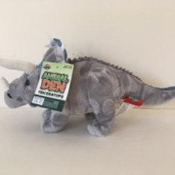 Adventure Planet Triceratops Plush