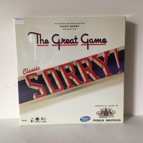 Hasbro Classic Sorry Game