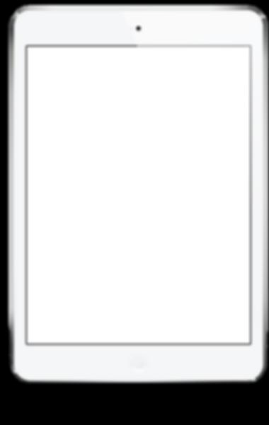 טאבלט עם אתר מראה לזאפ עבור חנות וויקס