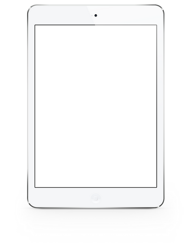 tablet for analysis