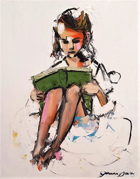Nell, reading