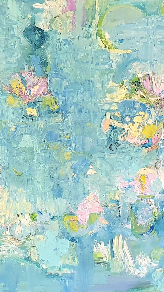 Water lilies, my version