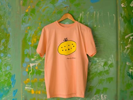 唐崎やよい作業所 オリジナルTシャツ作品展 公開しています!