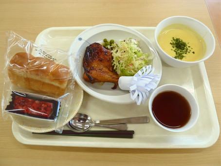 おおつ福祉会 給食紹介!今日は、お楽しみメニューでした!
