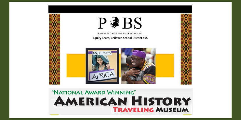 """American History Traveling Museum - """"Unspoken Truth"""""""