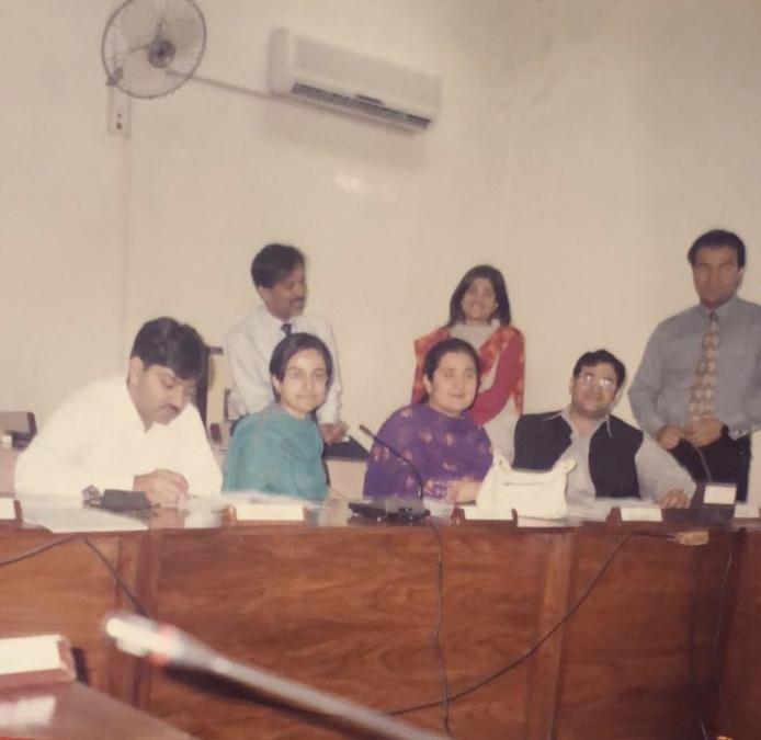PAS Training Class