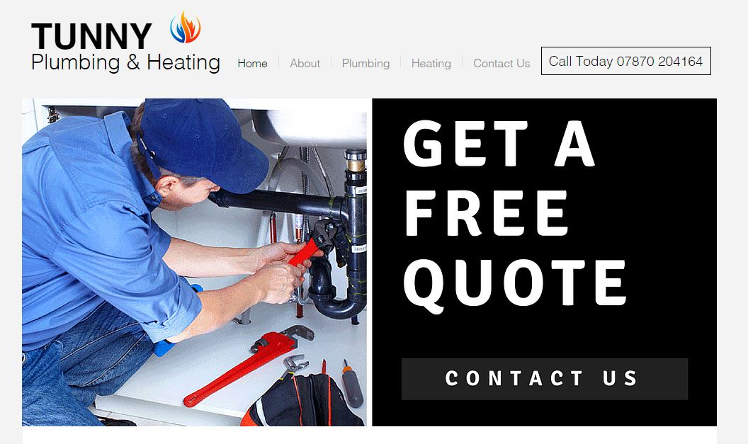 Tunny Plumbing And Heating Milton Keynes Bletchley
