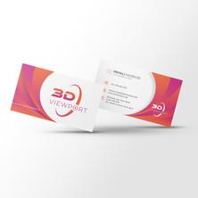 3D ViewPort - Business Card