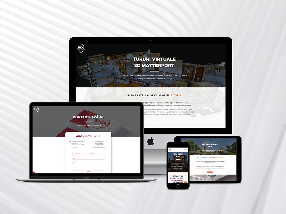 Responsive design services | SeeDesine