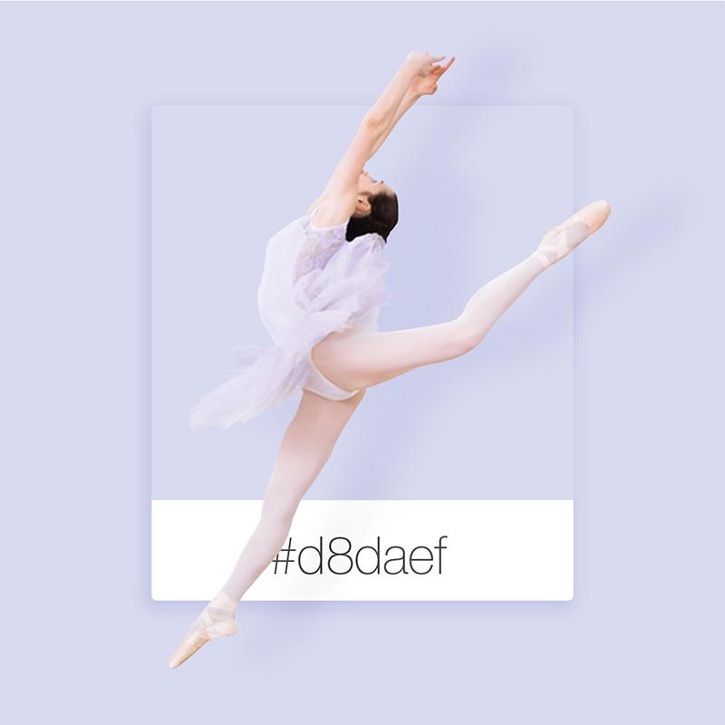 SeeDesine Pinterest Color Inspiration: ballerina