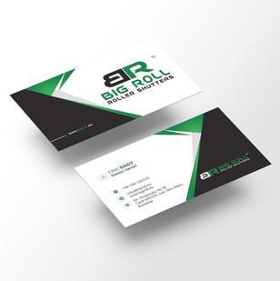 BIGROLL - Business Card