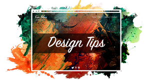 Design Tips for a Gorgeous Website by SeeDesine