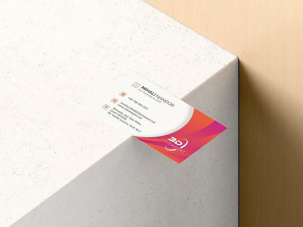 Business Card Design | SeeDesine
