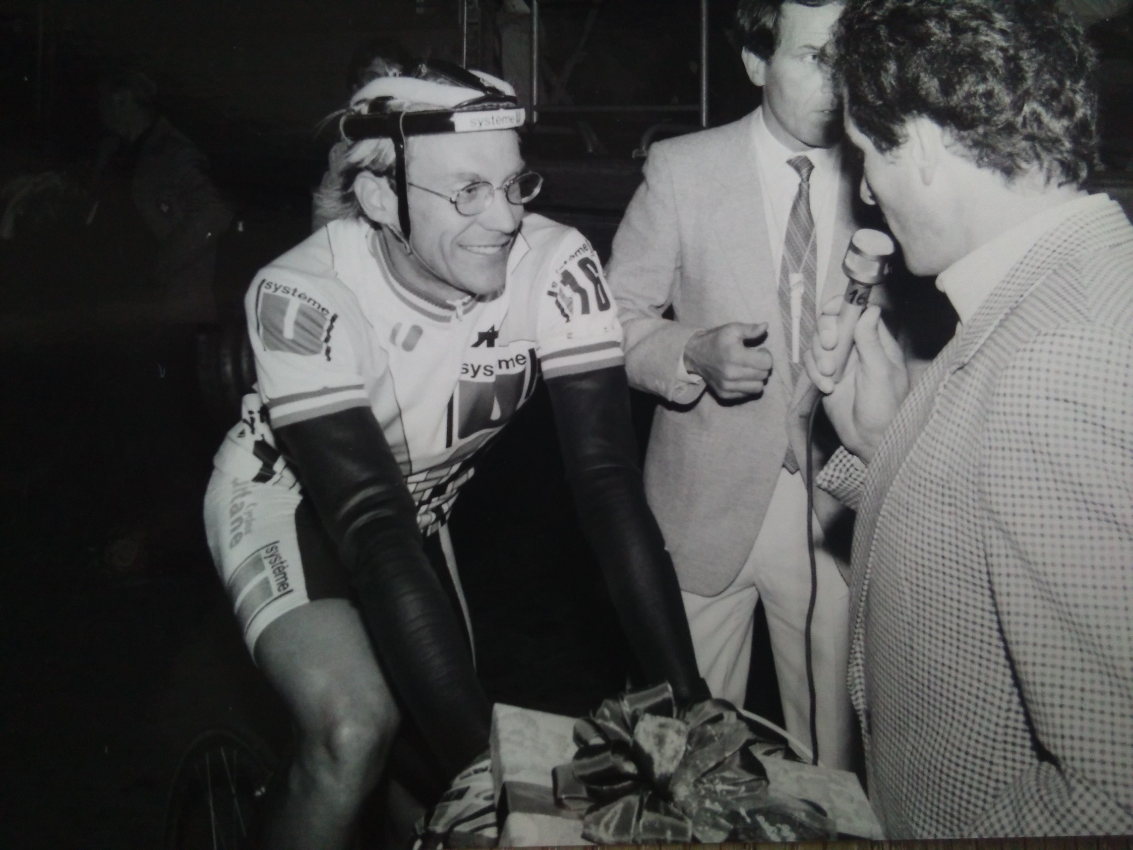 Laurent Fignon à Morges