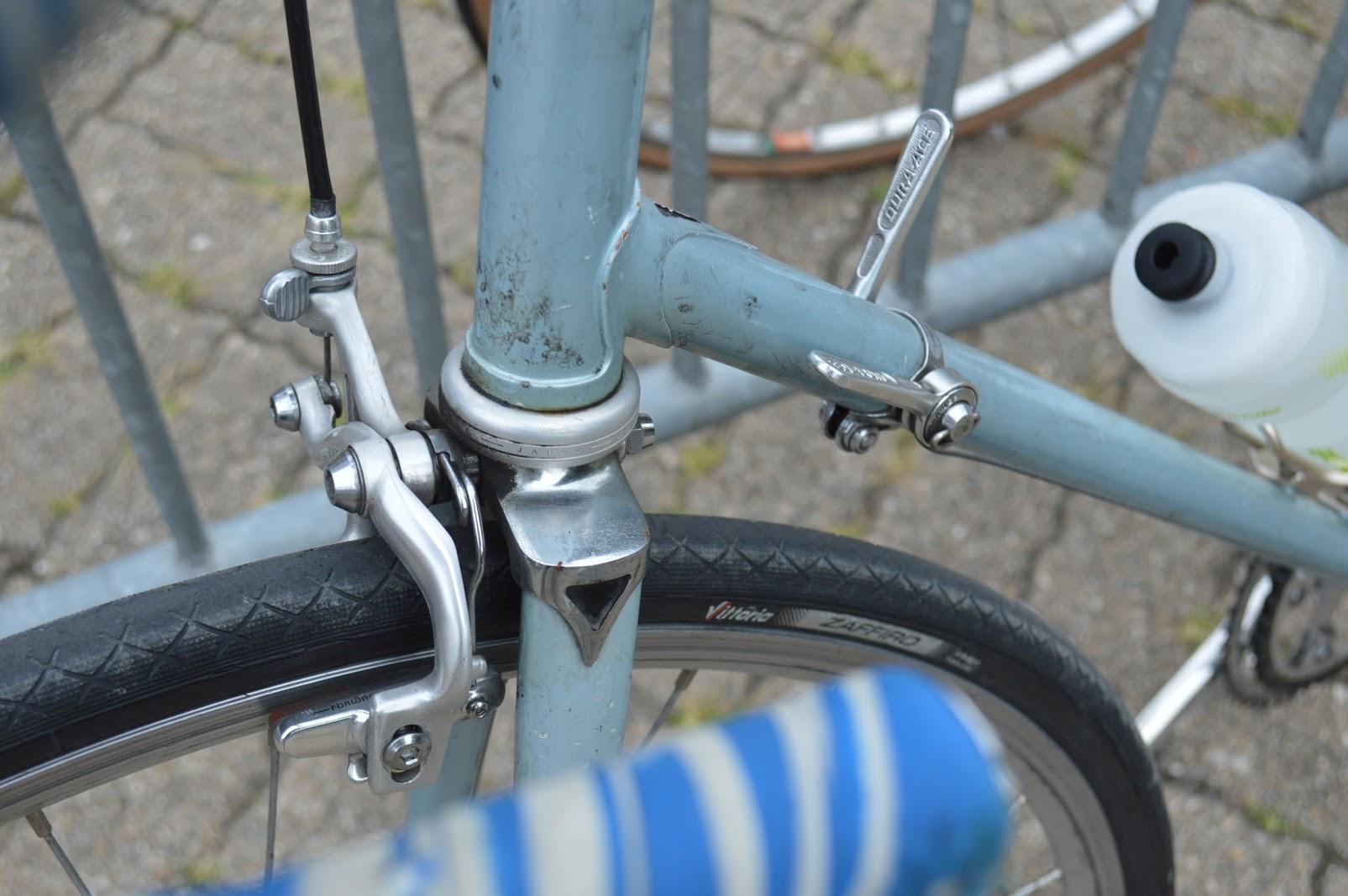 Vélo d'époque