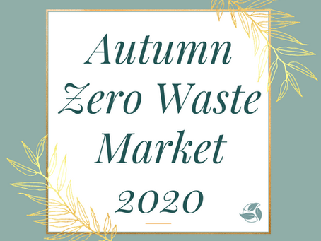 Zero Waste Goods guest market at Old Spitalfields Market
