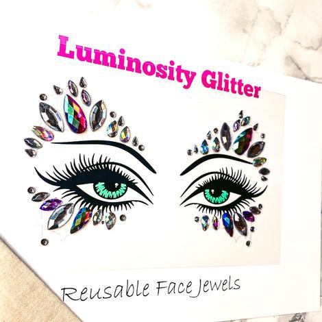 Reusable Face Jewels