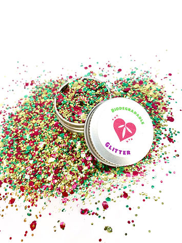 Biodegradable Glitter Blend Marley