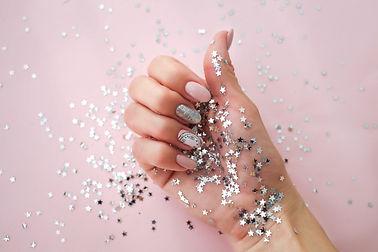 Eco Glitter Nail Art