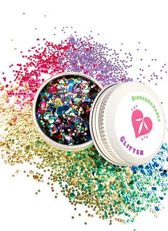 Rainbow Smash Biodegradable Glitter