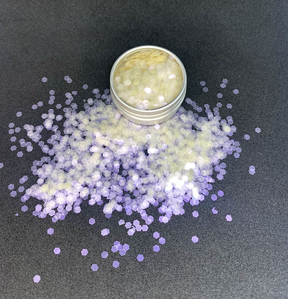 Bioglitter Pure Opal Rose Ultra