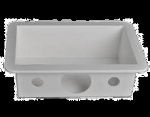 Caja para lavadora