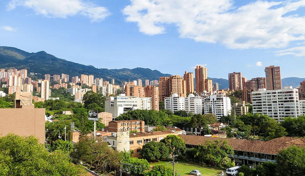 Medellin Colombia sede de AquayGas