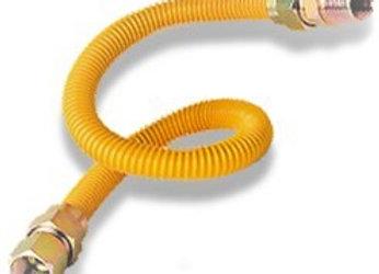 Conectores  Flexcometálicos  Aqua & Gas