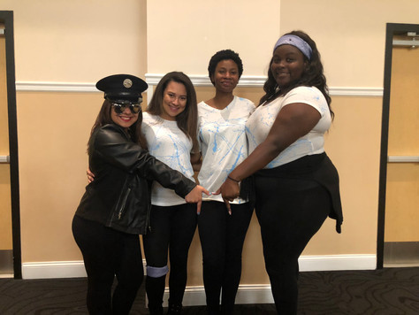 Mu Sigma Upsilon Sorority, Inc. Sooo Sexy Haumea Chapter