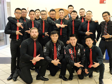 Pi Delta Psi Fraternity, Inc. Phi Chapter