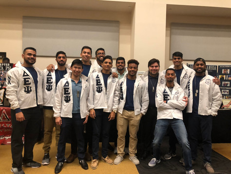 Delta Epsilon Psi South Asian Fraternity, Inc. Lambda Chapter