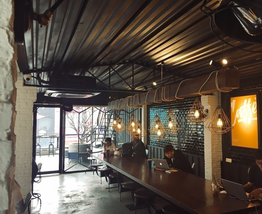 Best cafes for working in Saigon