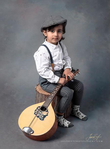 little musician jaspreet photography.com