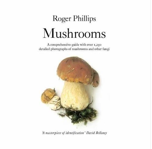 Mushrooms Paperback – Unabridged, 18 Jun. 2006