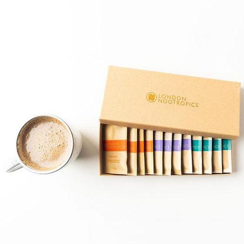 NooTropics - Adaptogenic Coffee Starter Box