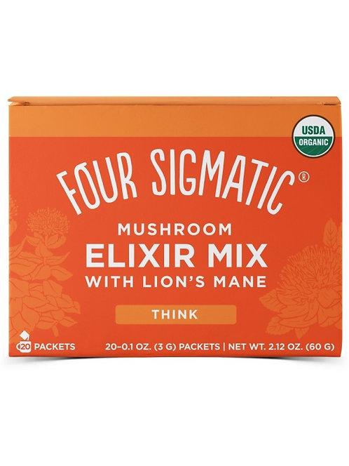 Four Sigmatic - Lion's Mane Mushroom Elixir Mix Tea