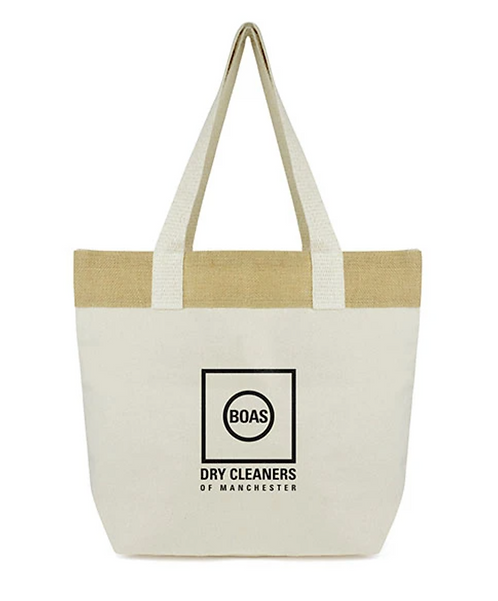 The Fungi Club  - Jute Shopping Bag