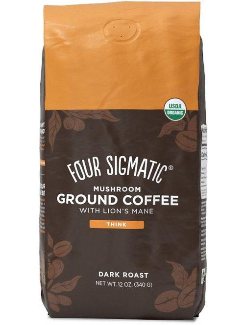 Four Sigmatic - Ground Mushroom Coffee Lion's Mane & Chaga