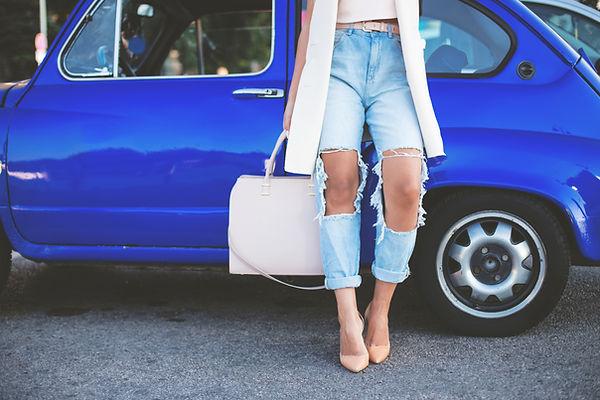 Jeans exclusivos y Levanta pomas Radiatze
