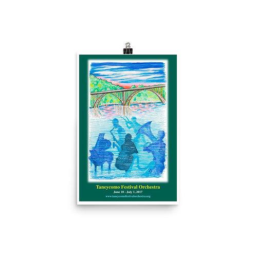 Roy Fox's 2017 Commemorative Poster