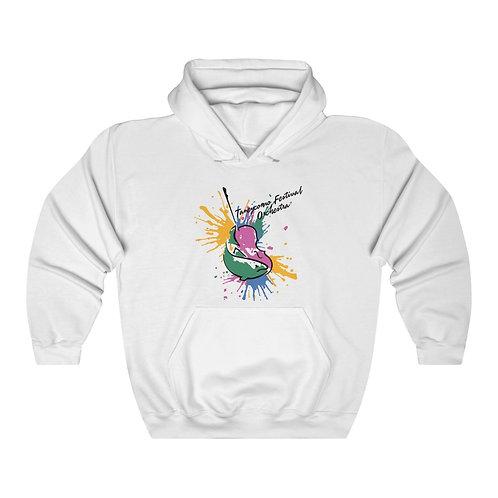 TFO Fish & Fiddle Hooded Sweatshirt