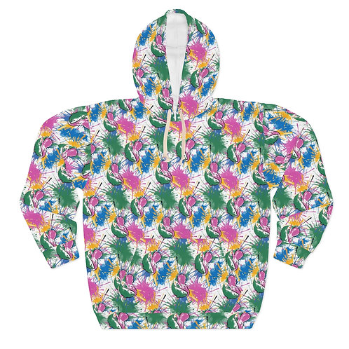 The Fish & Fiddle Unisex Pullover Hoodie
